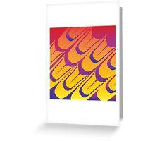 Sunrays #1 Greeting Card