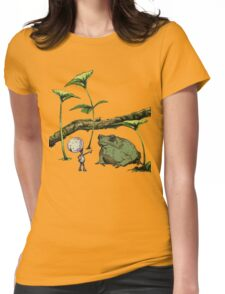 Augustus Womens Fitted T-Shirt