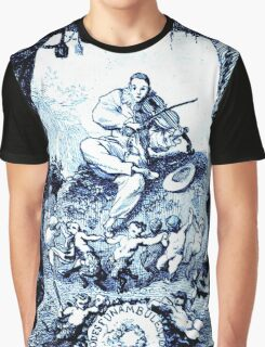 Frontispice pour les Odes funambulesques Graphic T-Shirt