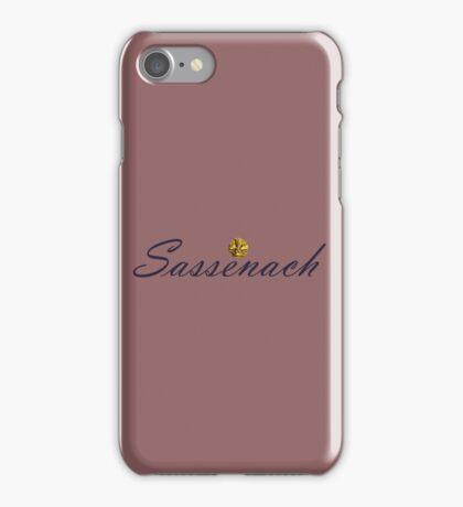 Outlander/Claire Fraser/Sassenach iPhone Case/Skin