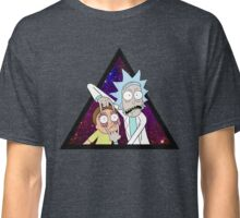 Rick and morty space v6. Classic T-Shirt