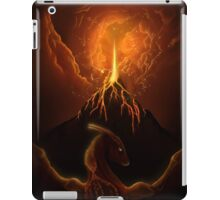 Dragon Born, Volcano Dragon iPad Case/Skin