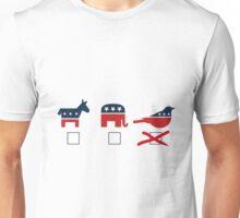 The Bird Party Unisex T-Shirt
