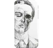 His Death Wish iPhone Case/Skin