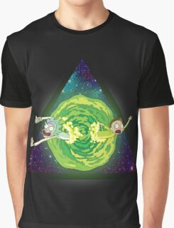 Wormhole!! Graphic T-Shirt