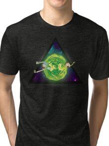 Wormhole!! Tri-blend T-Shirt