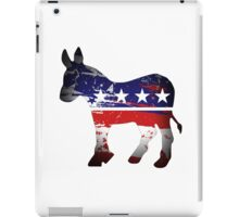 Democratic Donkey iPad Case/Skin