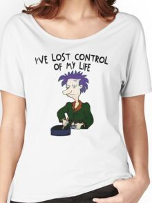 I've Lost Control Of My Life - Rugrats Women's Relaxed Fit T-Shirt