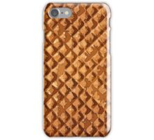 Gaufres de Liège iPhone Case/Skin