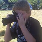 Dale and camera by sharon wingard