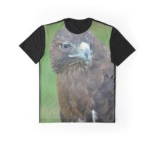 Steely Eye Stare Graphic T-Shirt