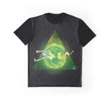 Wormhole!! 3. Graphic T-Shirt