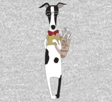 Funny Cartoon Pets Dog Kids Tee
