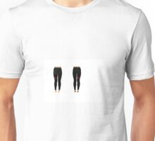 iNLine- Red line Leggings Unisex T-Shirt