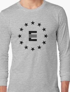 Enclave Logo  Long Sleeve T-Shirt