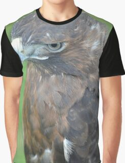 Gazing Out Graphic T-Shirt