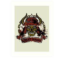 Great Khans - fallout new vegas Art Print