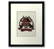 Great Khans - fallout new vegas Framed Print
