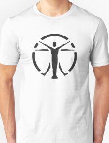 The Institute (black logo) - Fallout 4 Unisex T-Shirt