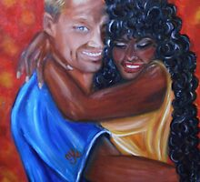 Spicy - Interracial Lovers Series by Yesi Casanova