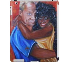 Spicy - Interracial Lovers Series iPad Case/Skin