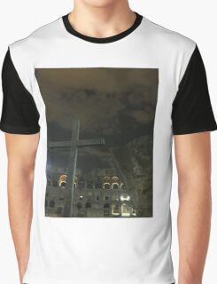 Colosseum, Rome, Italy  Graphic T-Shirt