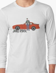 Sixteen Candles - Jake Ryan Long Sleeve T-Shirt