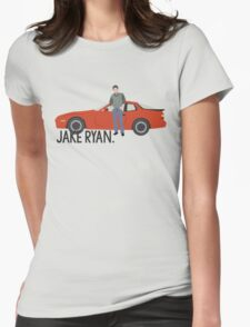 Sixteen Candles - Jake Ryan Womens Fitted T-Shirt