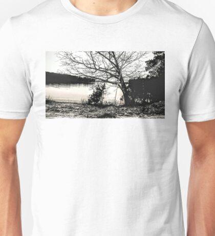 Roadside Lake Unisex T-Shirt