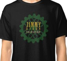 Jimmy Byron: Transition Logo Classic T-Shirt