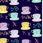 Alice's Mad Tea Party by flight1401