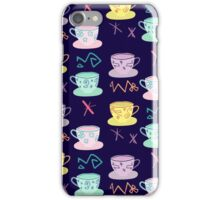 Alice's Mad Tea Party iPhone Case/Skin