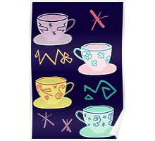 Alice's Mad Tea Party Poster