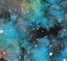 Galaxy Sphere 1 Sticker