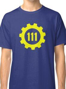 Vault 111 - Emblem Classic T-Shirt