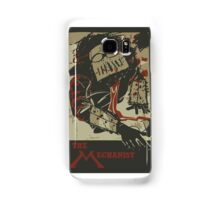 The Mechanist (Full Cover 1) Samsung Galaxy Case/Skin