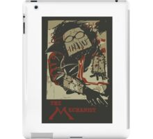 The Mechanist (Full Cover 1) iPad Case/Skin