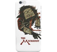 The Mechanist  - Fallout 4 iPhone Case/Skin