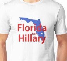 Florida for Hillary Unisex T-Shirt