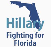 Florida for Hillary Kids Tee