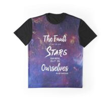 The Fault is Not In Our Stars Graphic T-Shirt
