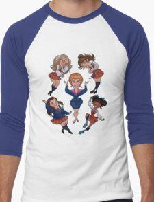EDNA'S GIRLS Men's Baseball ¾ T-Shirt