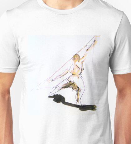 Figure Sketch Unisex T-Shirt