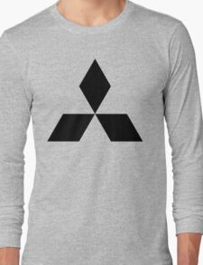 Mitsubishi Long Sleeve T-Shirt