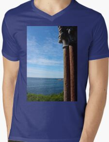 What do you see? Mens V-Neck T-Shirt