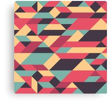 Abstract Geometry 11 Canvas Print