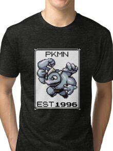 Machamp - OG Pokemon Tri-blend T-Shirt