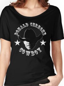 Cowboy cerrone Women's Relaxed Fit T-Shirt