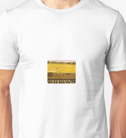 Baseball Organ Unisex T-Shirt