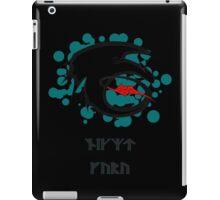 Night fury Dragon iPad Case/Skin